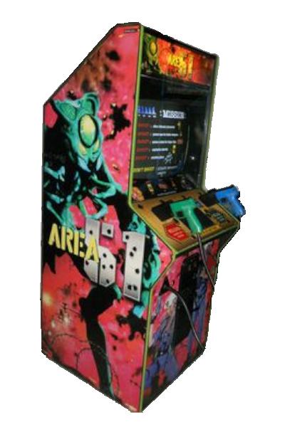 Area 51 1995 Atari