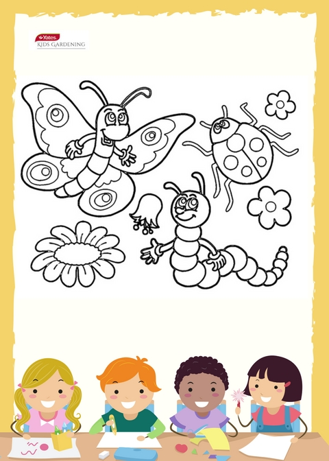 Free Colouring in for kids
