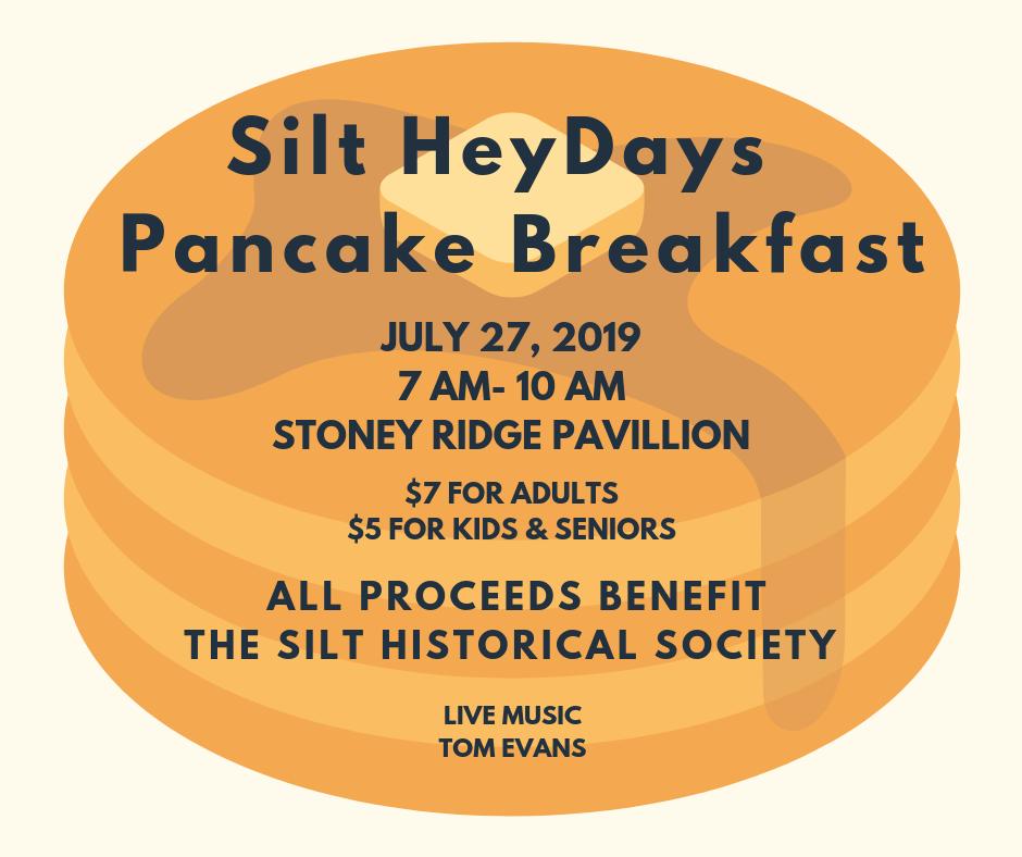 Silt Historical Park Pancake Breakfast.png