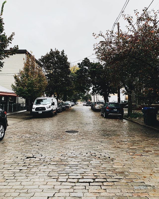forgot to post this after the rain the other day. the cobblestone street is a comfort sometimes... ⠀⠀⠀⠀⠀⠀⠀⠀⠀ #rhodeisland #providence #downcity #indowncitypvd #iamprovidence #mytinyatlas #createexplore #pvdwalk #zorroyoso #podcasts #podcasting #podcaster #podcastlife #podcastmovement #podcastlove #podcastersofig #podcastersofinstagram #podcasthost #podcastnetwork #dreamsandnightmares #reallife #recurringdreams #nightterrors #podcastersofri #podcastpvd #sleepless @itunes #applepodcasts #pocketcasts #podcastjunkie