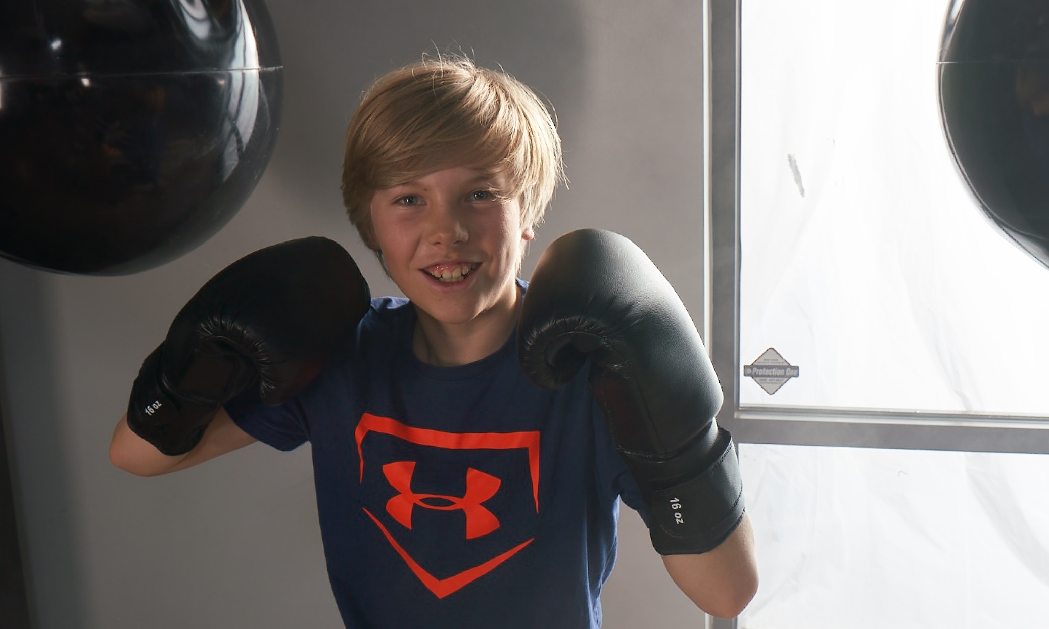 RISE Kids - Learn the fundamentals of footwork, combinations, and boxing, while building a foundation of athletic development, discipline and confidence that lasts for a lifetime. Optional contact (sparring) with parent permission. *for Elementary age