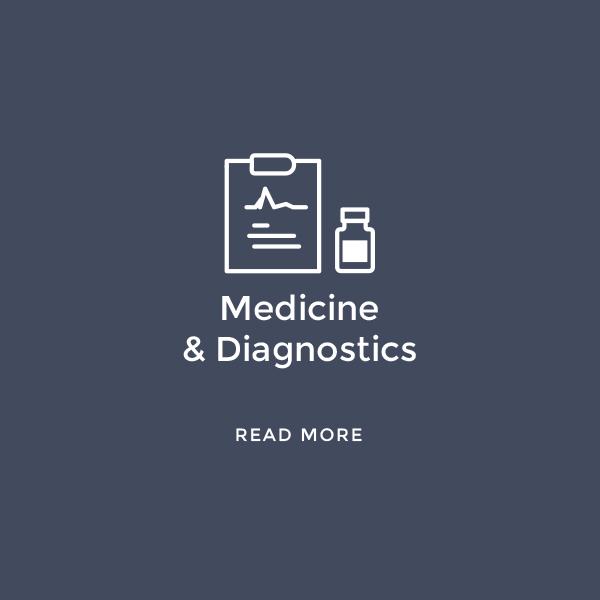 Medicine & Diagnostics    Read More