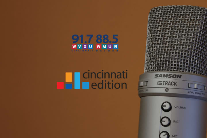 91.7 WVXU Cincinnati Radio Interview
