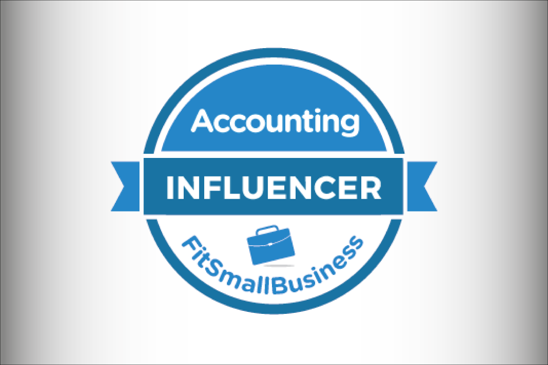 2018 FitSmallBusiness Top Accounting Influencer