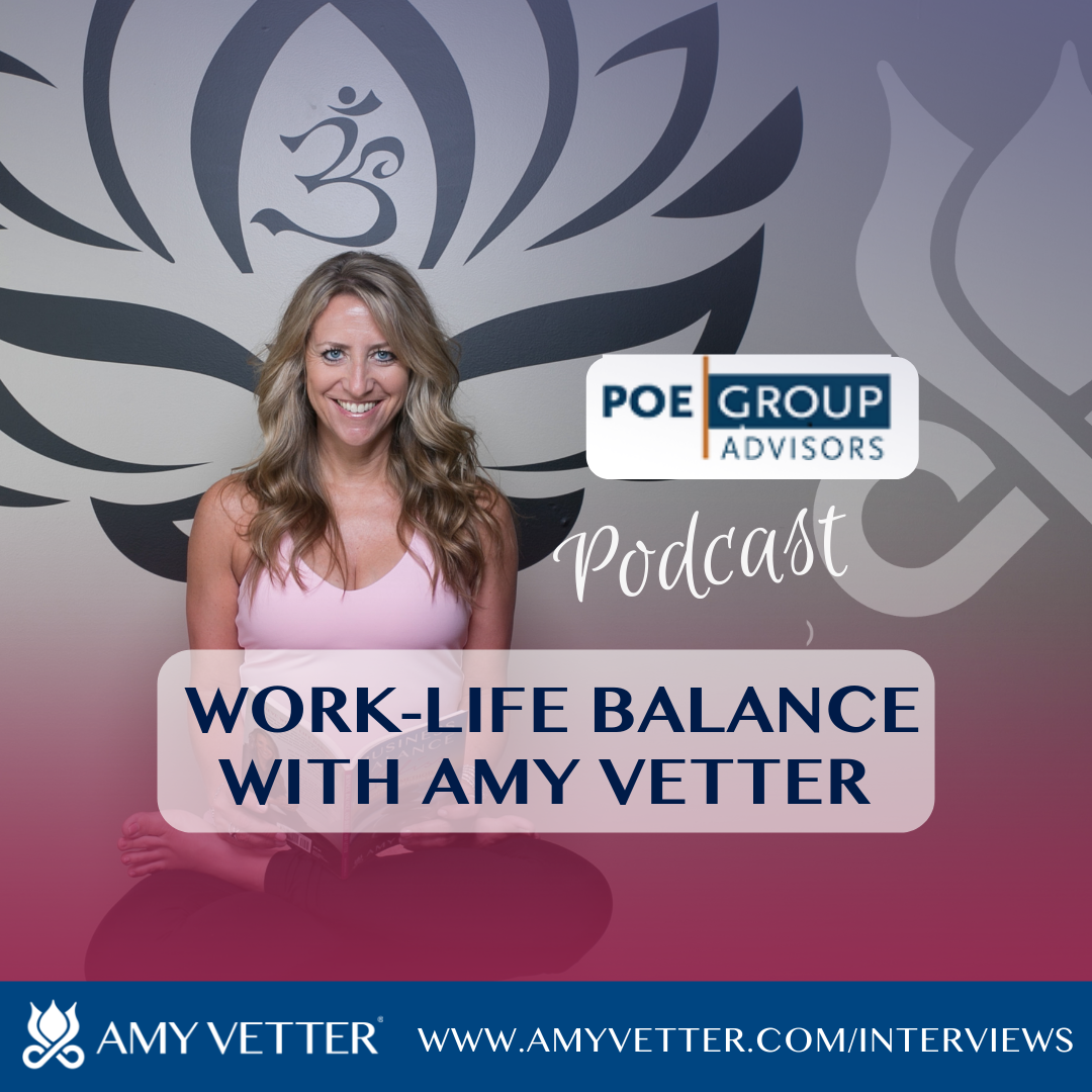 Poe Group Advisors - with Amy Vetter