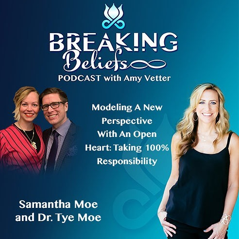 Just absolutely loved my conversation with @iamsamanthamoe and @tye_moe on healthy and natural ways to deal with childhood trauma. When we learn how to lead with an open heart - what a difference this can make for us as adults whether in the workplace or our personal lives!  Listen on Apple podcasts here - https://podcasts.apple.com/us/podcast/breaking-beliefs/id1479885723?i=1000453585117 or the podcast platform of your choice here - https://www.amyvetter.com/breakingbeliefspodcast #breakingbeliefs #businessbalancebliss #podcast #leadership #mindfulness