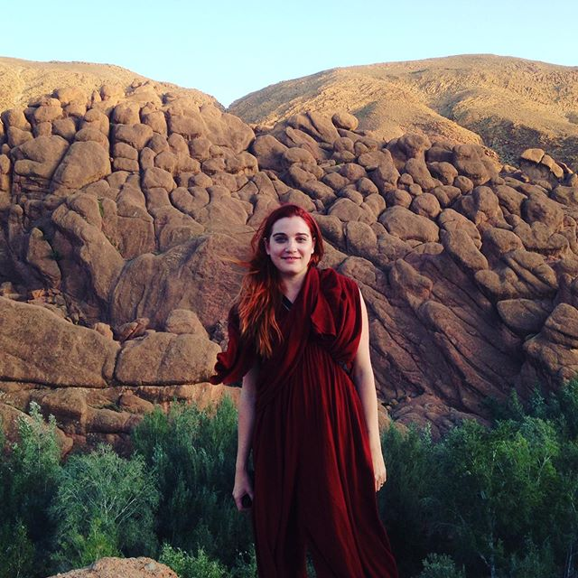 Queen of the Desert: Day 1 Dades Valley + The Road of a Thousand Kasbahs #morocco #bumesitravels #dadesvalley #rockthekasbah @aubergetissadrine