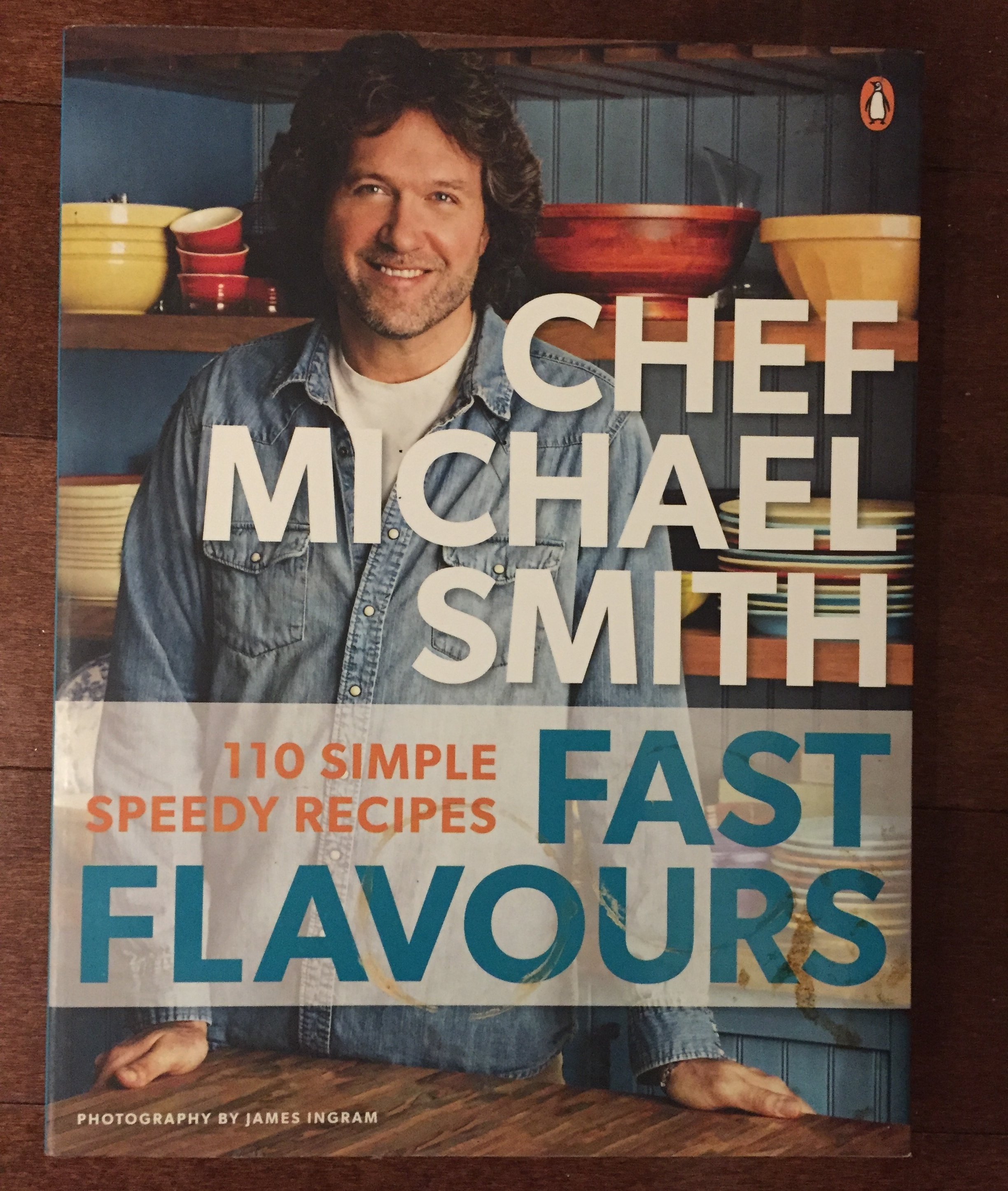 Fast Flavours. This is a great cookbook for everyday. Simple recipes that are easy for anyone to make. Variations on the classics and generally the stuff you're craving on the daily. I have loved every recipe I've made from this book.