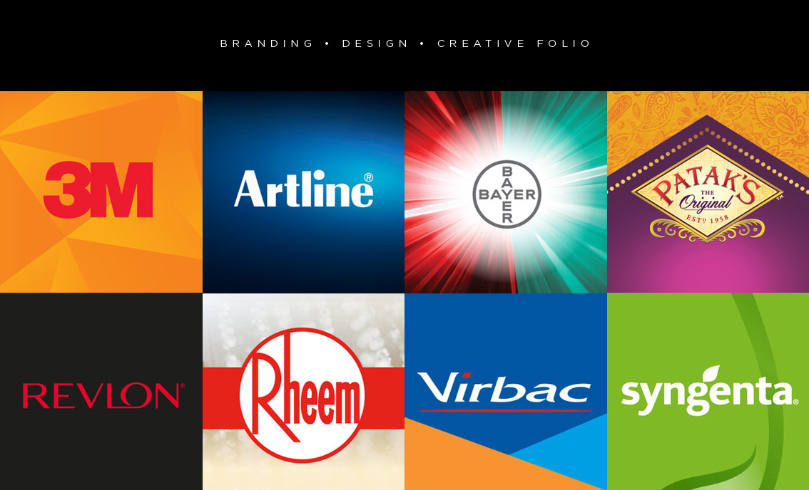 My second love... design + branding.