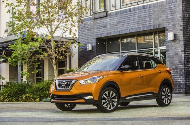 The winning Compact CUV: 2019 Nissan Kicks SR