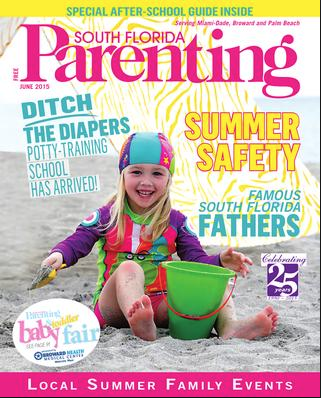 South-florida-parenting-cover-krio-color-miami-sun-sentinel-janeris-marte