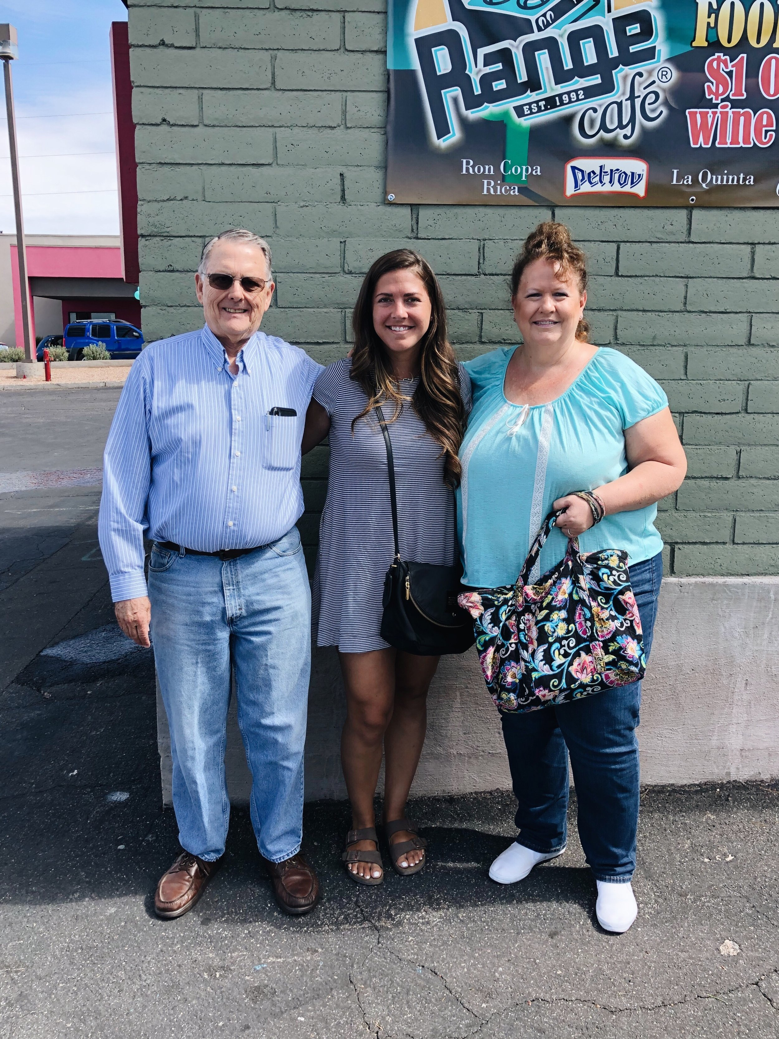 adoptee meets her birth mom and dad supports her