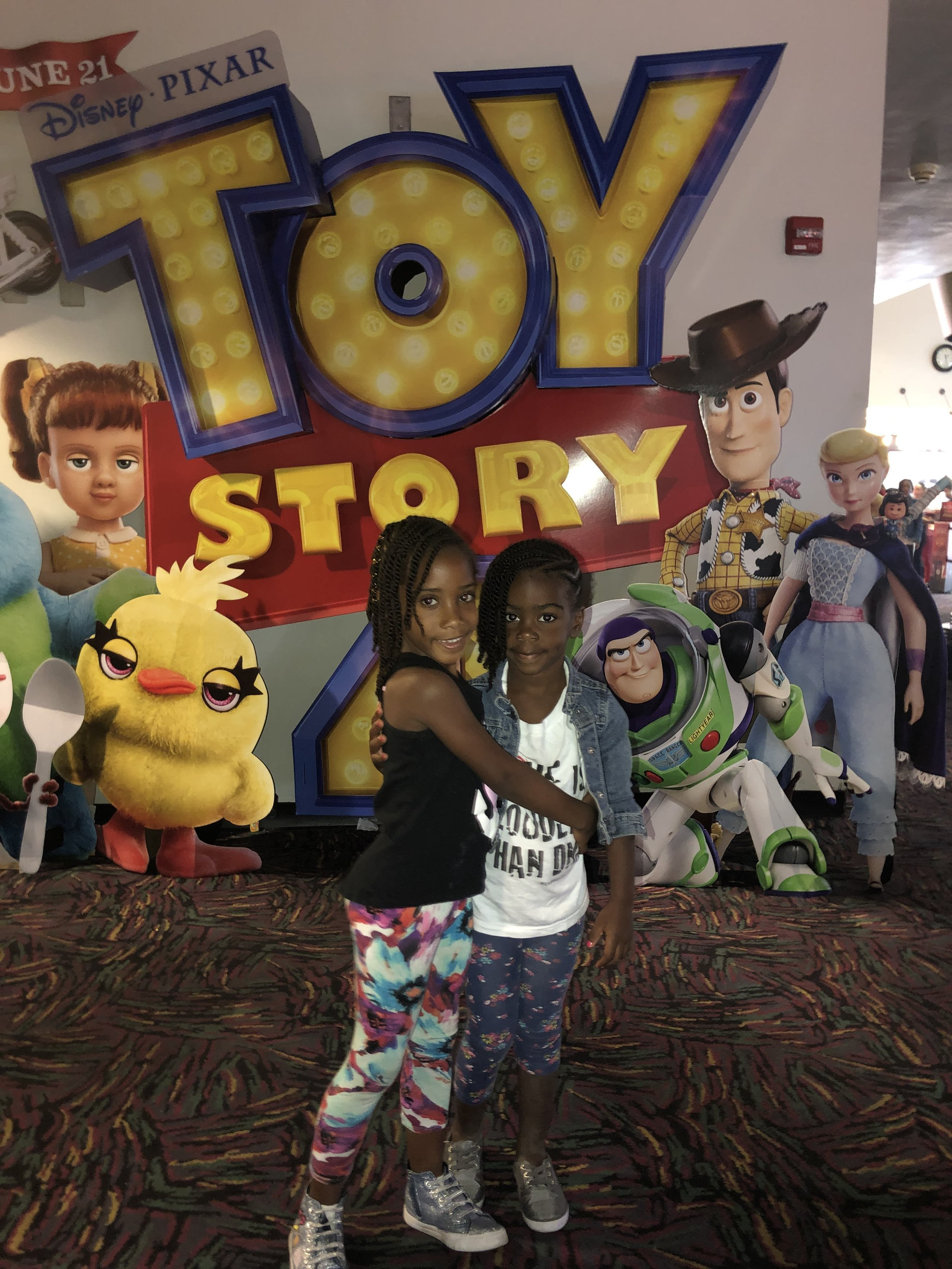 Toy Story 4 at AMC, Aventura