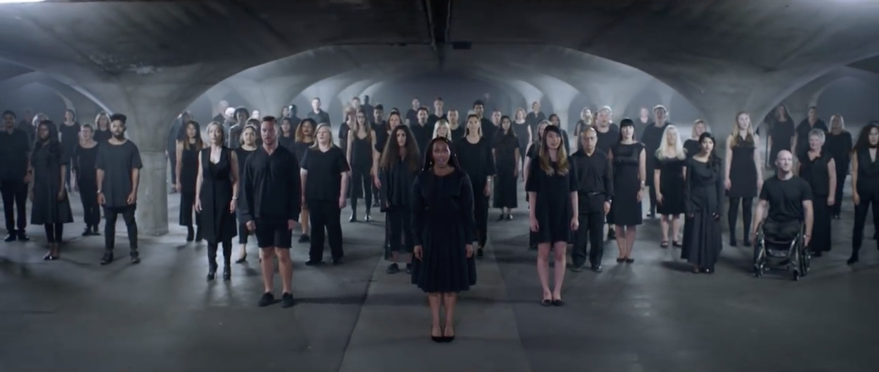 "Deloitte, ""Many voices, one song"""