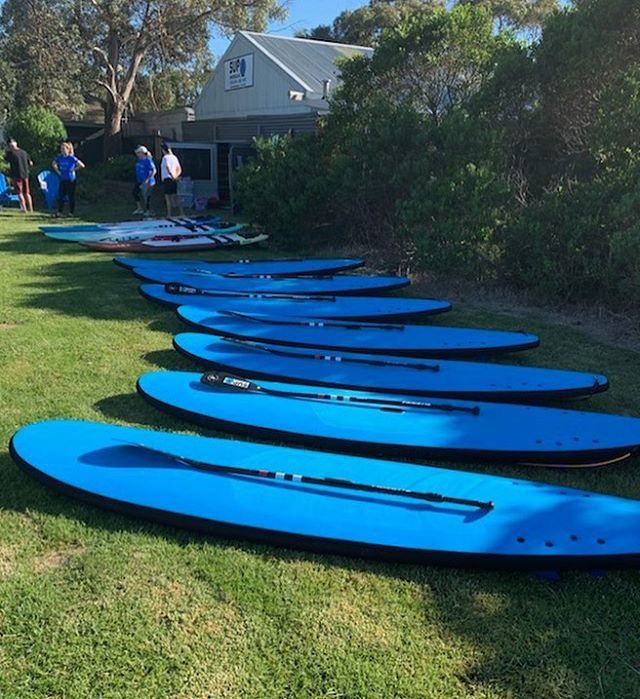 LESSON! We will be running a group lesson tomorrow morning at 8am!! Forecast is looking perfect so if you're interested contact us ASAP!  #inverloch3996 #standuppaddleboarding #inverloch #inverlochsup