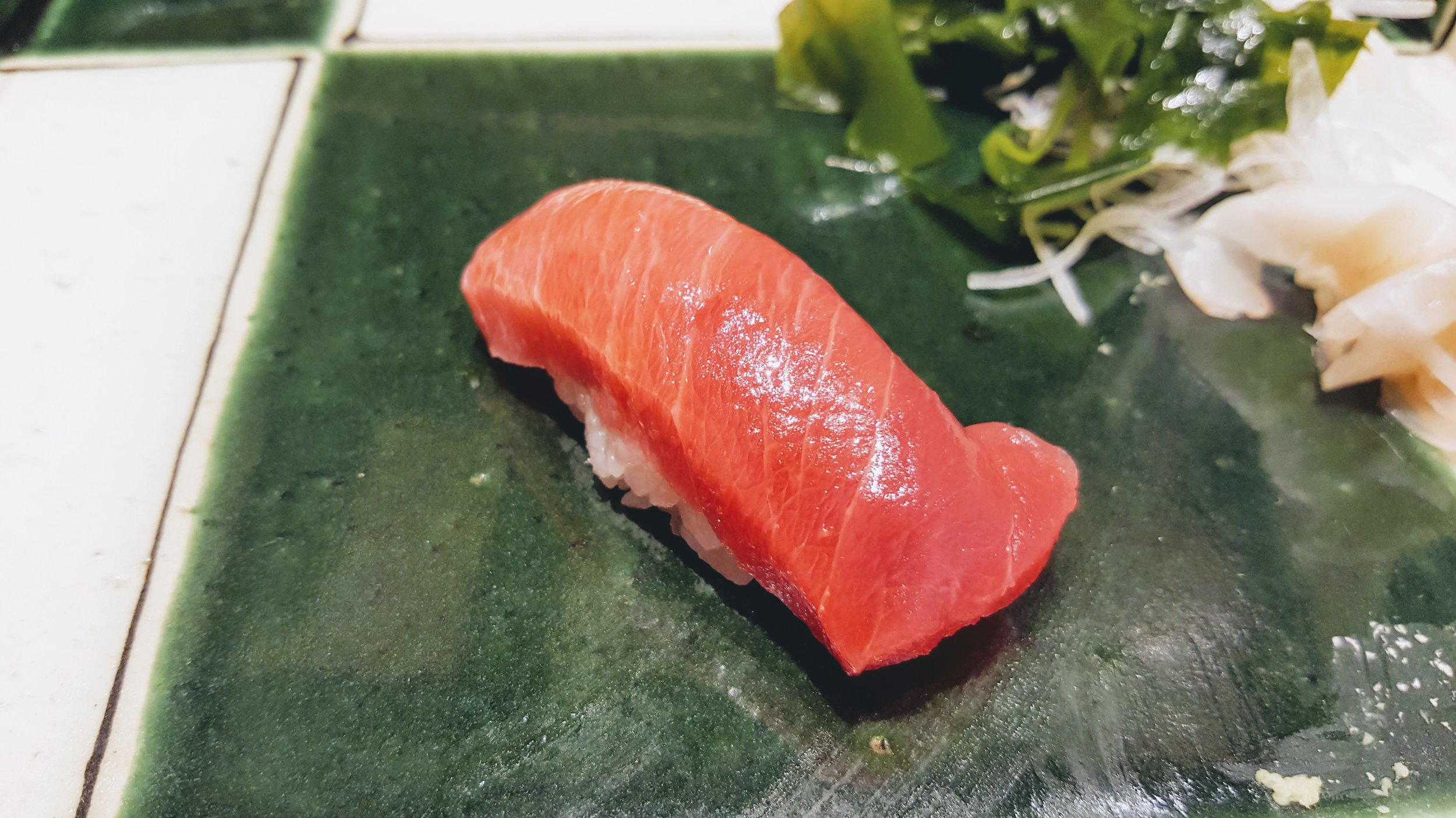 Why hello gorgeous tuna, you are so pretty that I just want to stare at you all day long!