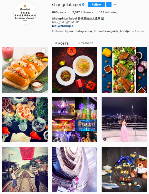 Instagram - Their images are certainly insta-worthy, so a fantastic effort to manage the content. However I'm surprised to see the low level of followers even though their images are great. The engagement level is low as well. Perhaps the writing of the text need to be more inclusive and prompting followers to respond. Also, they can do a few campaigns in the hotel to encourage guests to follow their Instagram account.