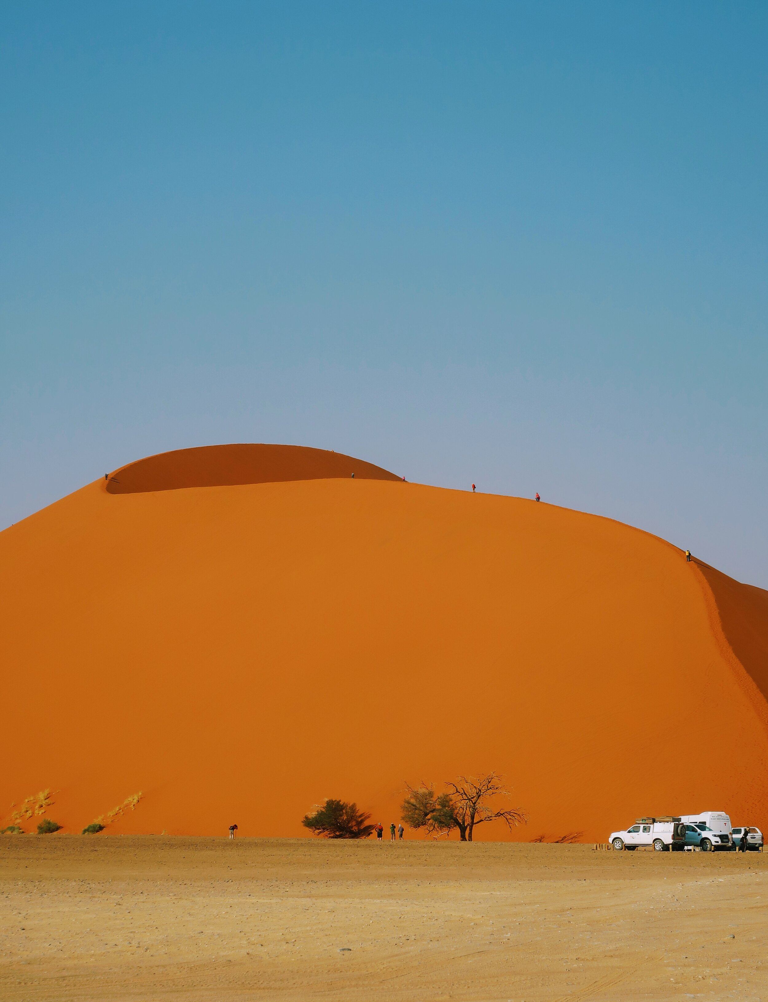 Em Checked In The Ultimate Desert Adventure In Namibia