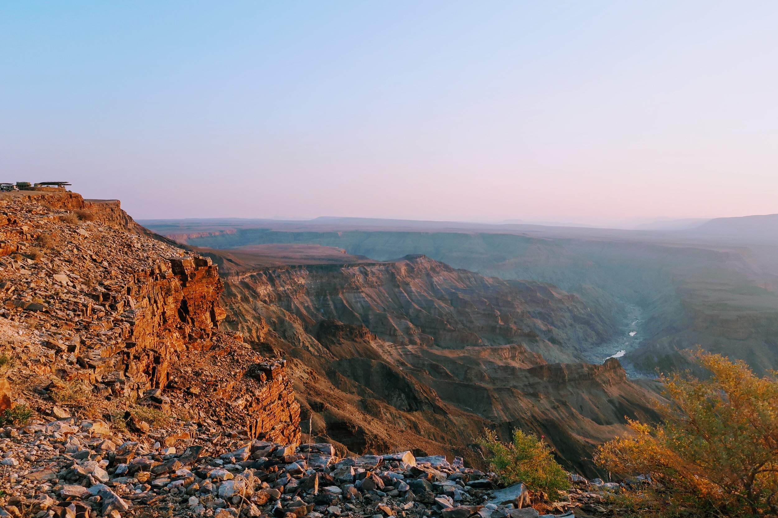sunset-fish-river-canyon-namibia-experience