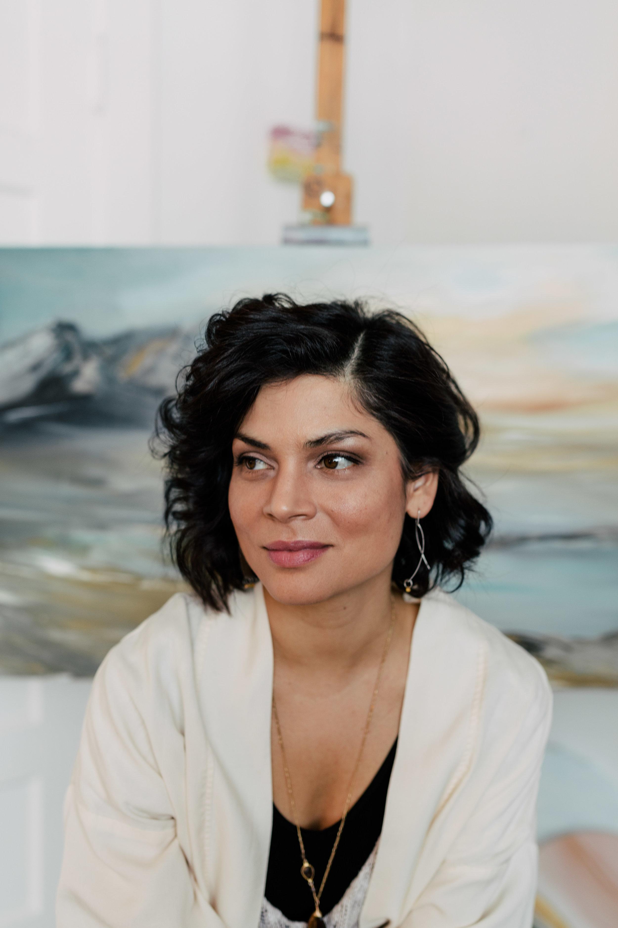 Artist portrait of Nikki Balfour
