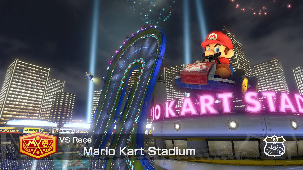 Mario Kart 8 Deluxe Tracks Ranked Part 1 Nintendo Village