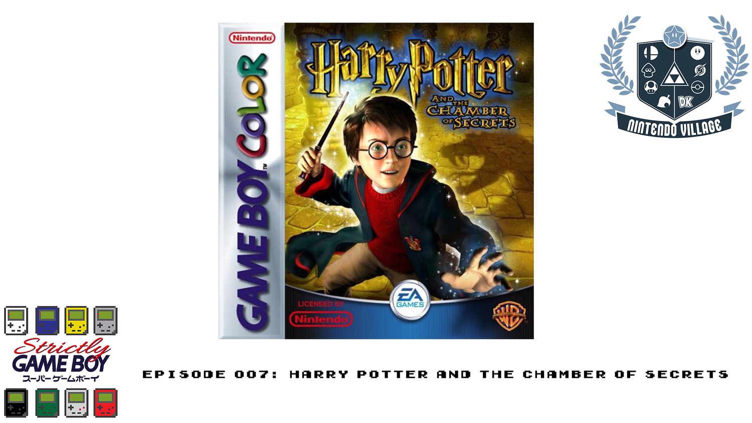 Episode 007: Harry Potter and the Chamber of Secrets
