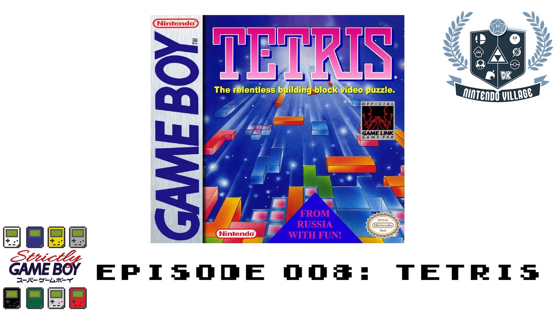 Episode 008: Tetris