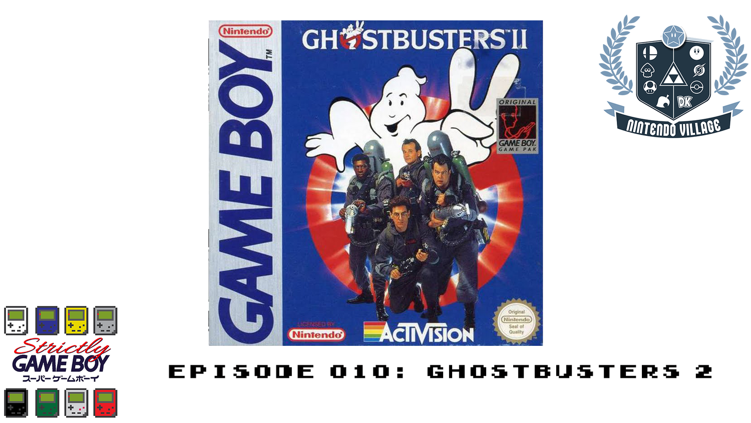 Episode 010: Ghostbusters 2