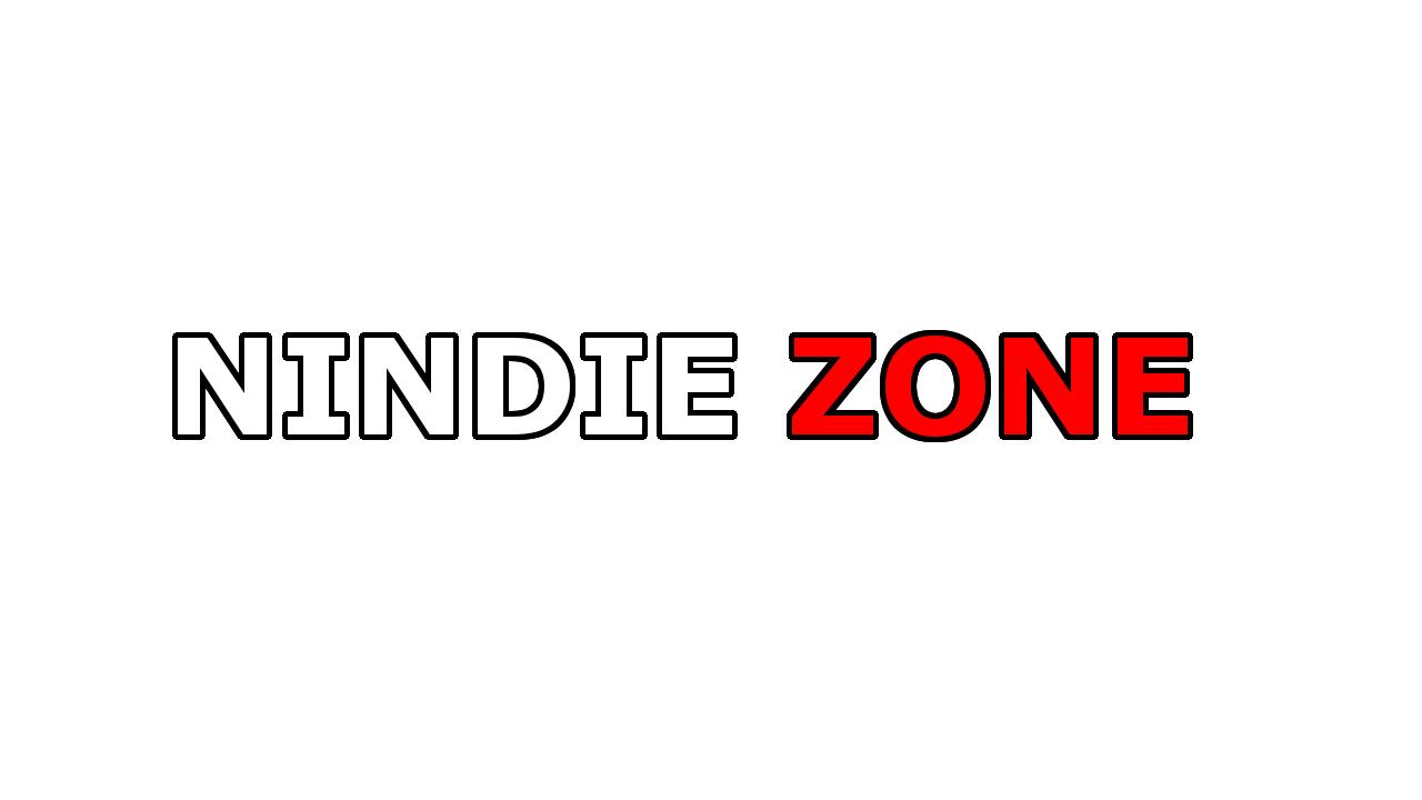 Nindie Zone Font .png