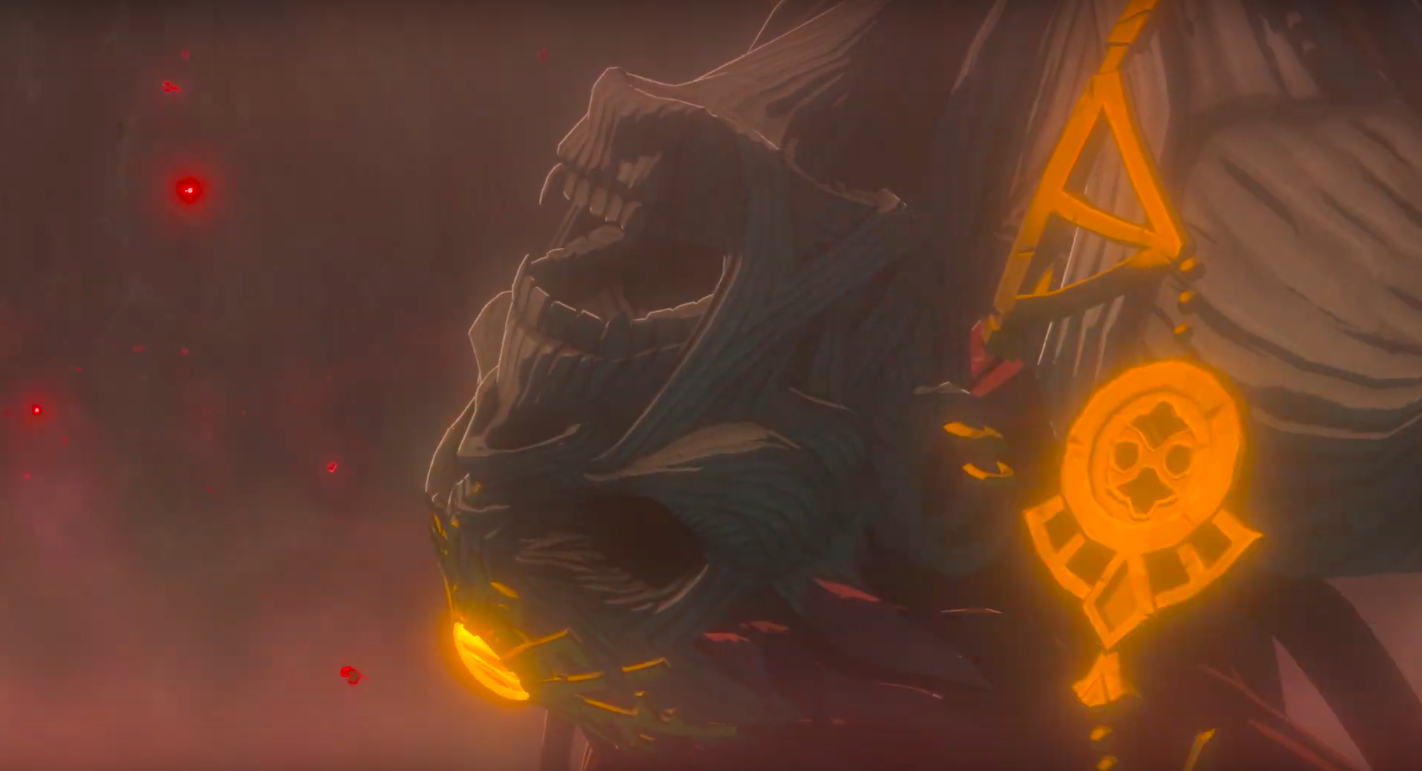 Who Exactly Is Ganondorf In The Breath Of The Wild Sequel