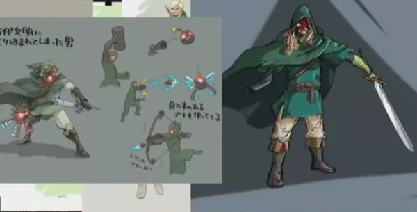 ...which could mean it wields new abilities as hinted at in the concept art.