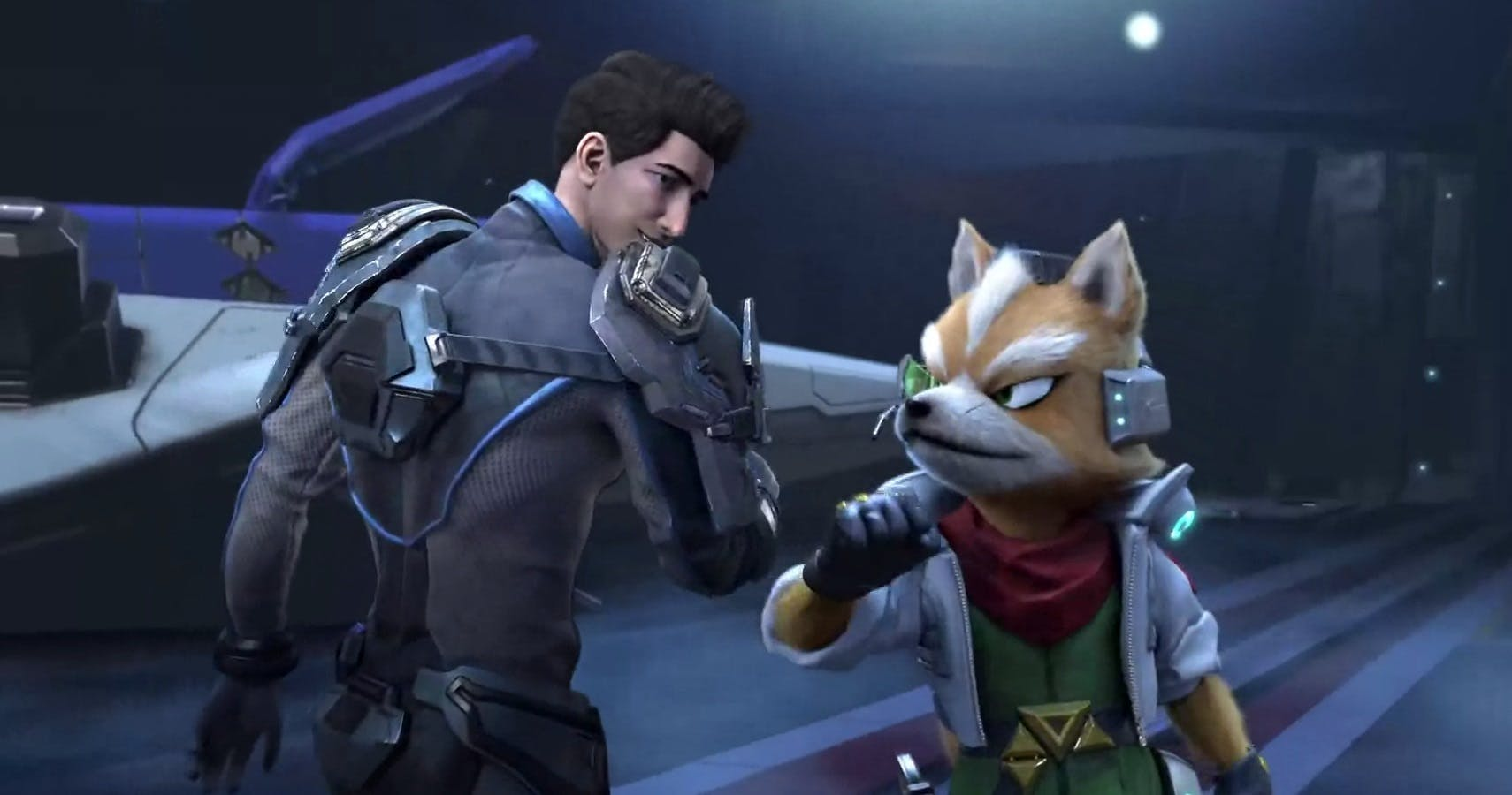 Starlink: Battle for Atlas  is arguably the best  StarFox  game in ages. Perhaps Ubisoft could create a whole game?
