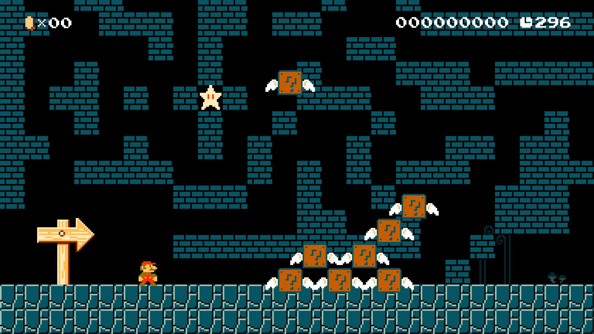 Mario Maker Nintendo Village Stage 5-8-19.png