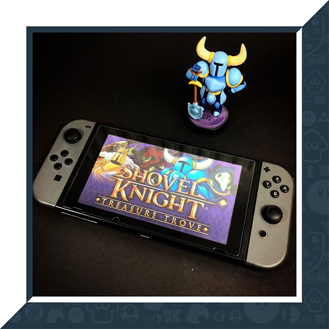 For Shovelry! 🐋 ⁣ ⁣ Yacht Club have gotta be one of my favourite indie developers. Shovel Knight (along with all the expansions) is such a superb game. ⁣  #ShovelKnight #Amiibo #Nindies #indiegames #shovelknighttreasuretrove ⁣#Nintendo #gaming #gamer #videogames  #nintendogamer #nintendogram #nintendofans #nintendofan #worldofnintendo #nintendoworldpow #nintendovillage #photooftheday #NintendoSwitch #switch