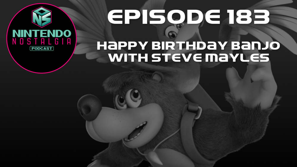 Episode 183 - Happy Birthday Banjo with Steve Mayles.png