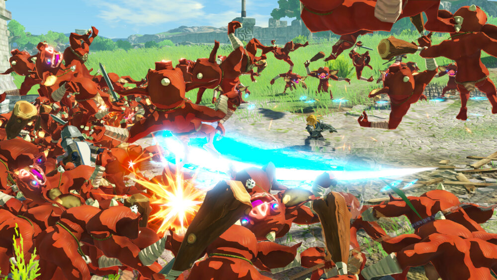 Confirmed Hyrule Warriors Age Of Calamity Is Getting A Demo Nintendo Village