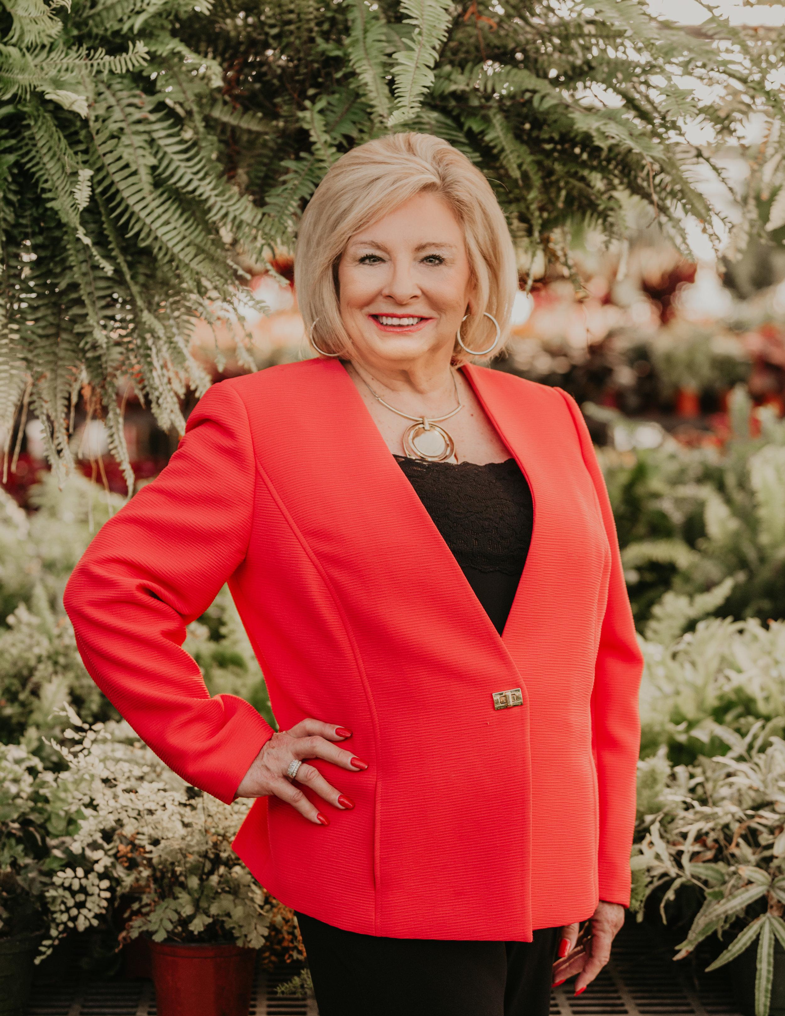 Sharon Yeary, Broker/Owner