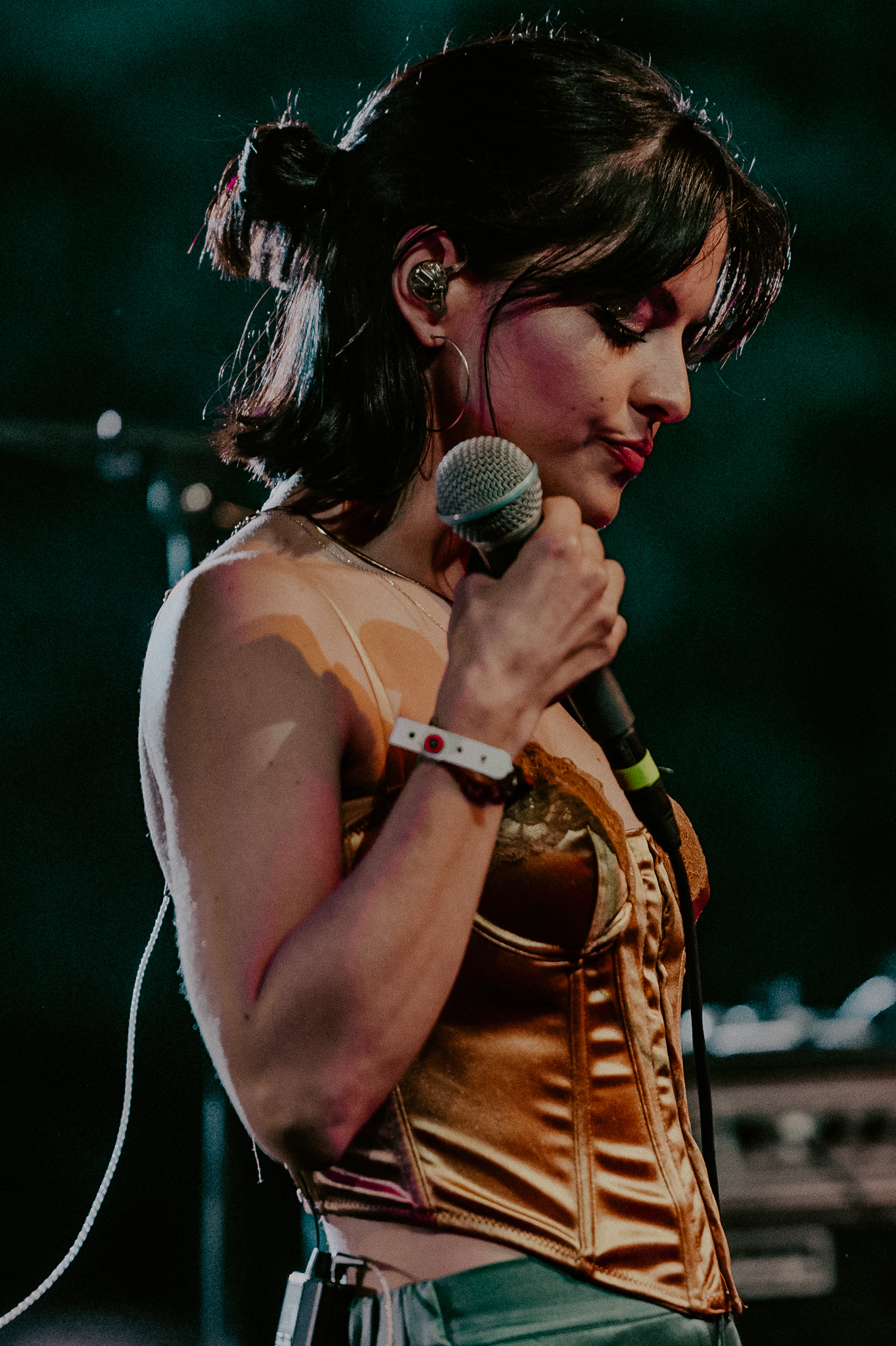 The Marías; at the Starlight Stage