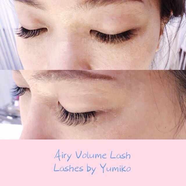 Wake up looking refreshingly chic with our unbelievably natural-looking airy volume lashes! . . . Lashes by Yumiko . . First-time customers can get this look at $130 (U.P. $150), so book an appointment with us today!  #eyedesign #lashextensions