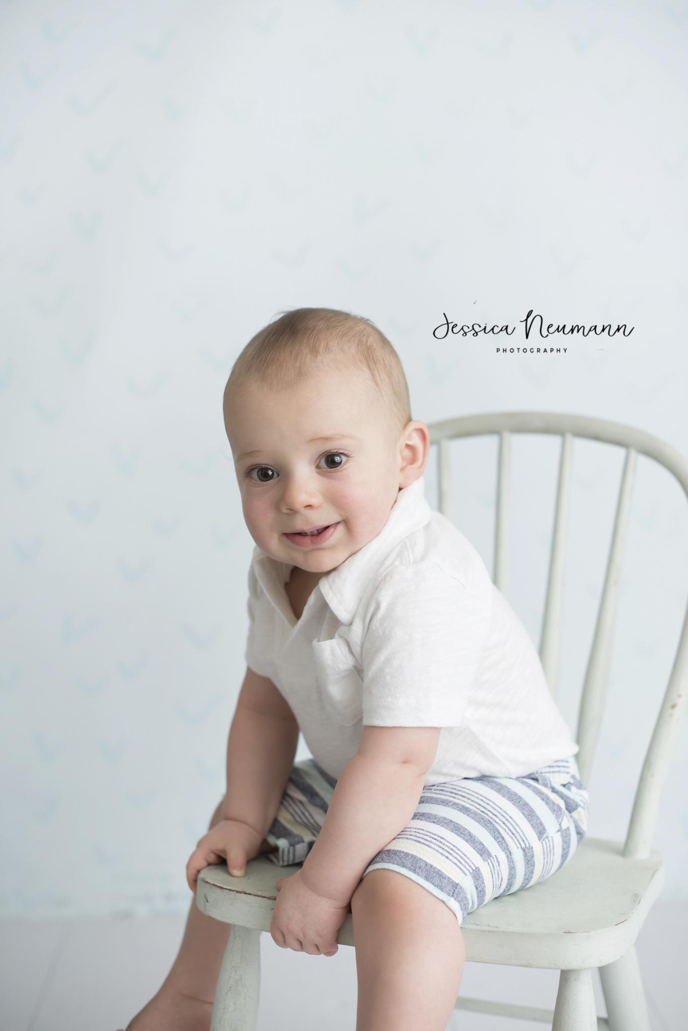 baby boy studio images