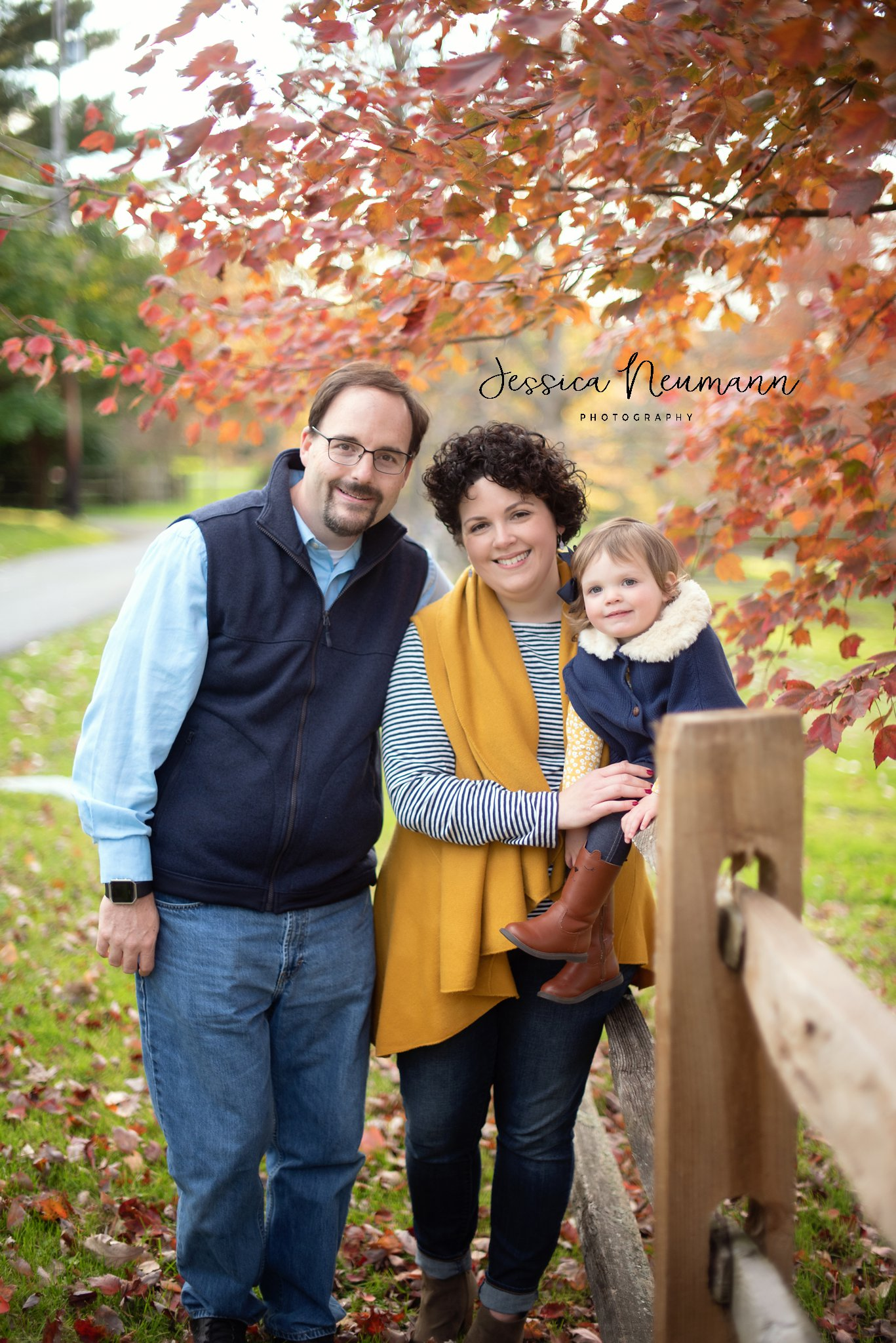2 year old and family photo session in New Market, MD