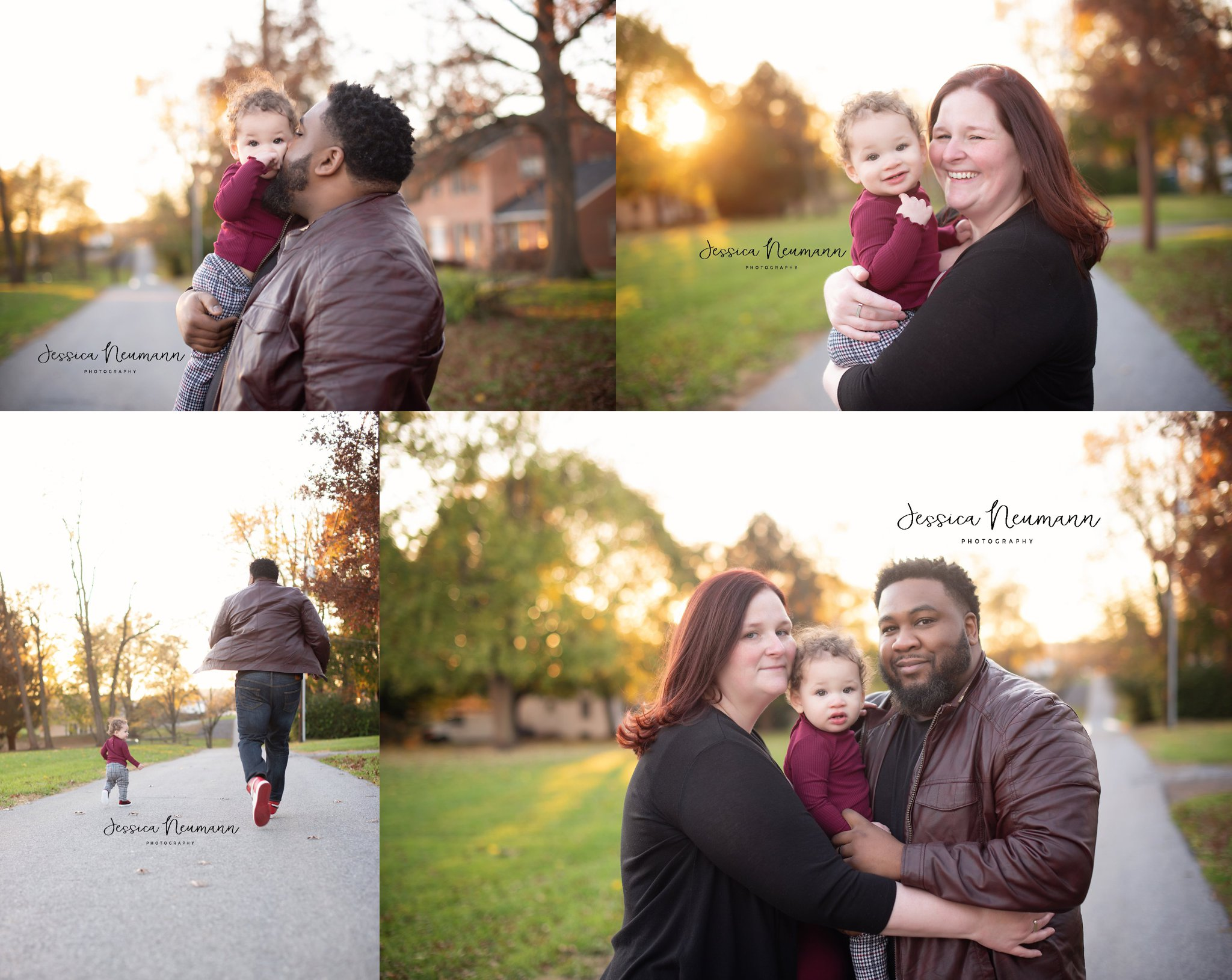 Family outdoor photos, Rockville, Maryland