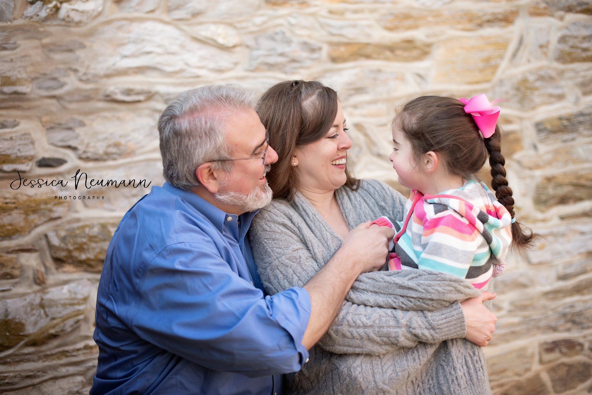 Outdoor Family Photos in New Market, MD