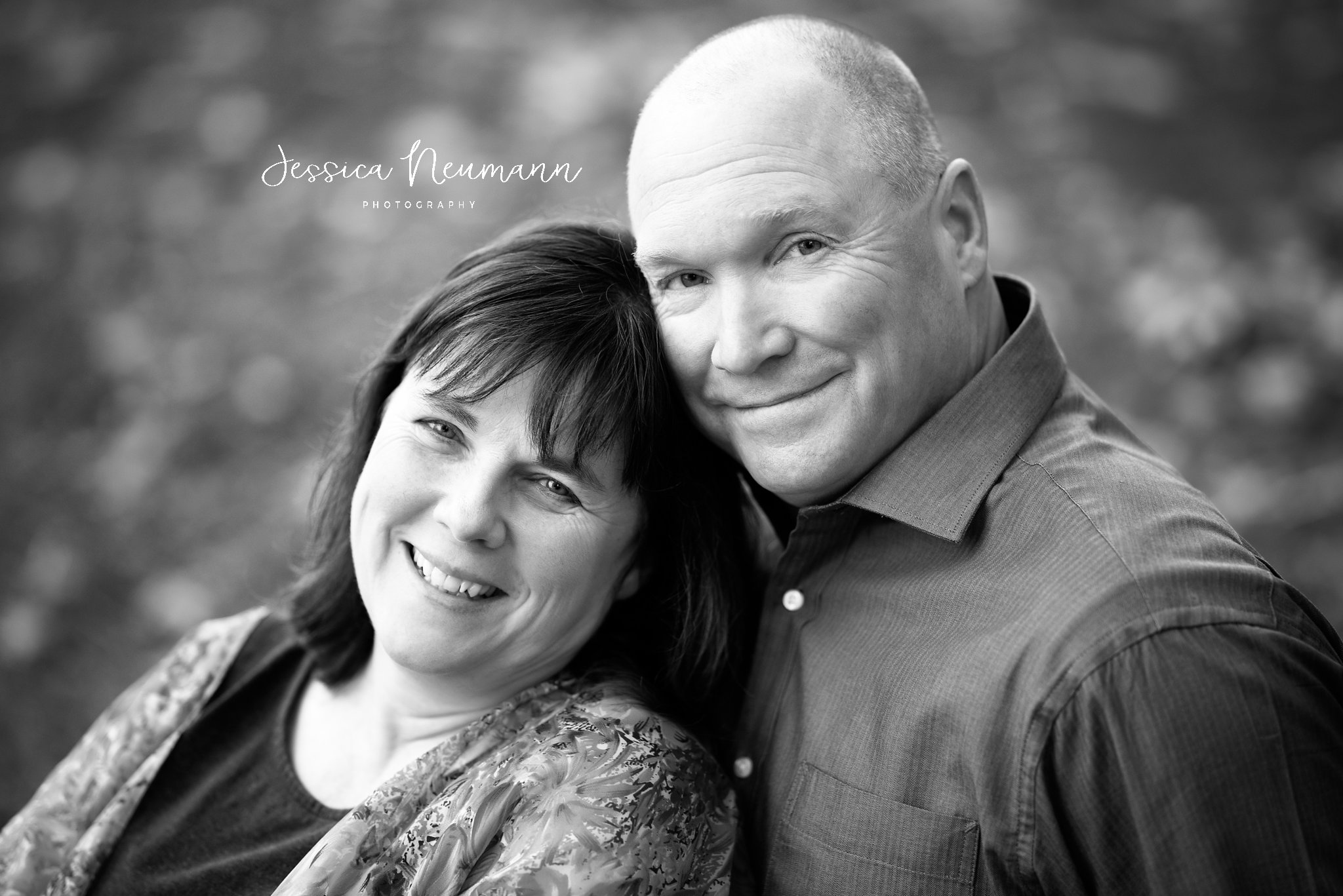 Black and White couple photo in Frederick, MD
