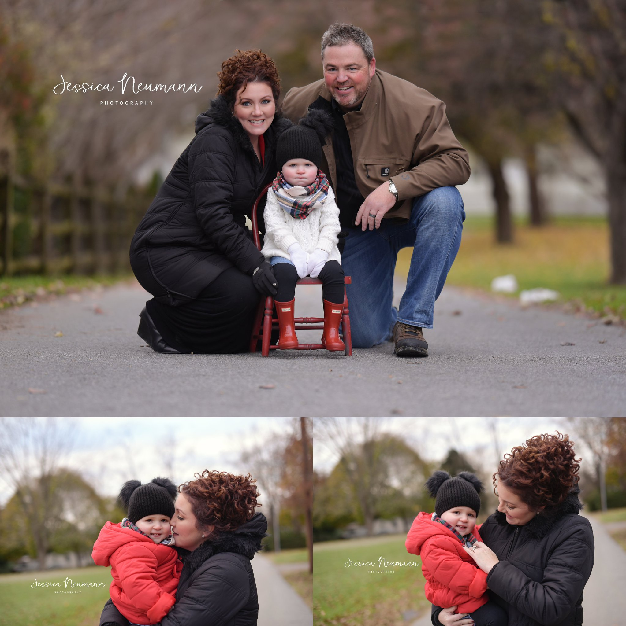 Cold Family outdoor photos in Frederick, MD