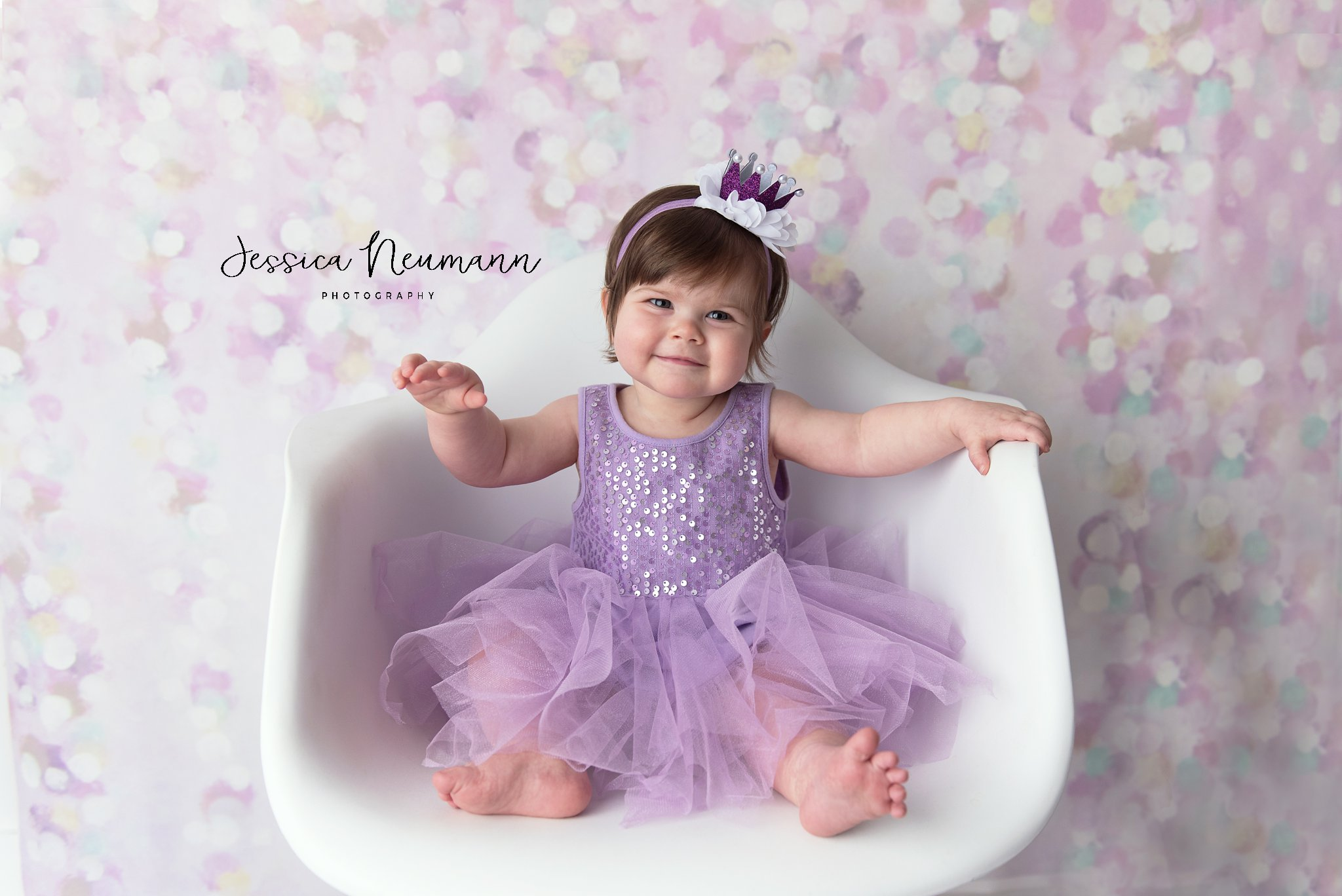 One year old girl photos in New Market, Maryland