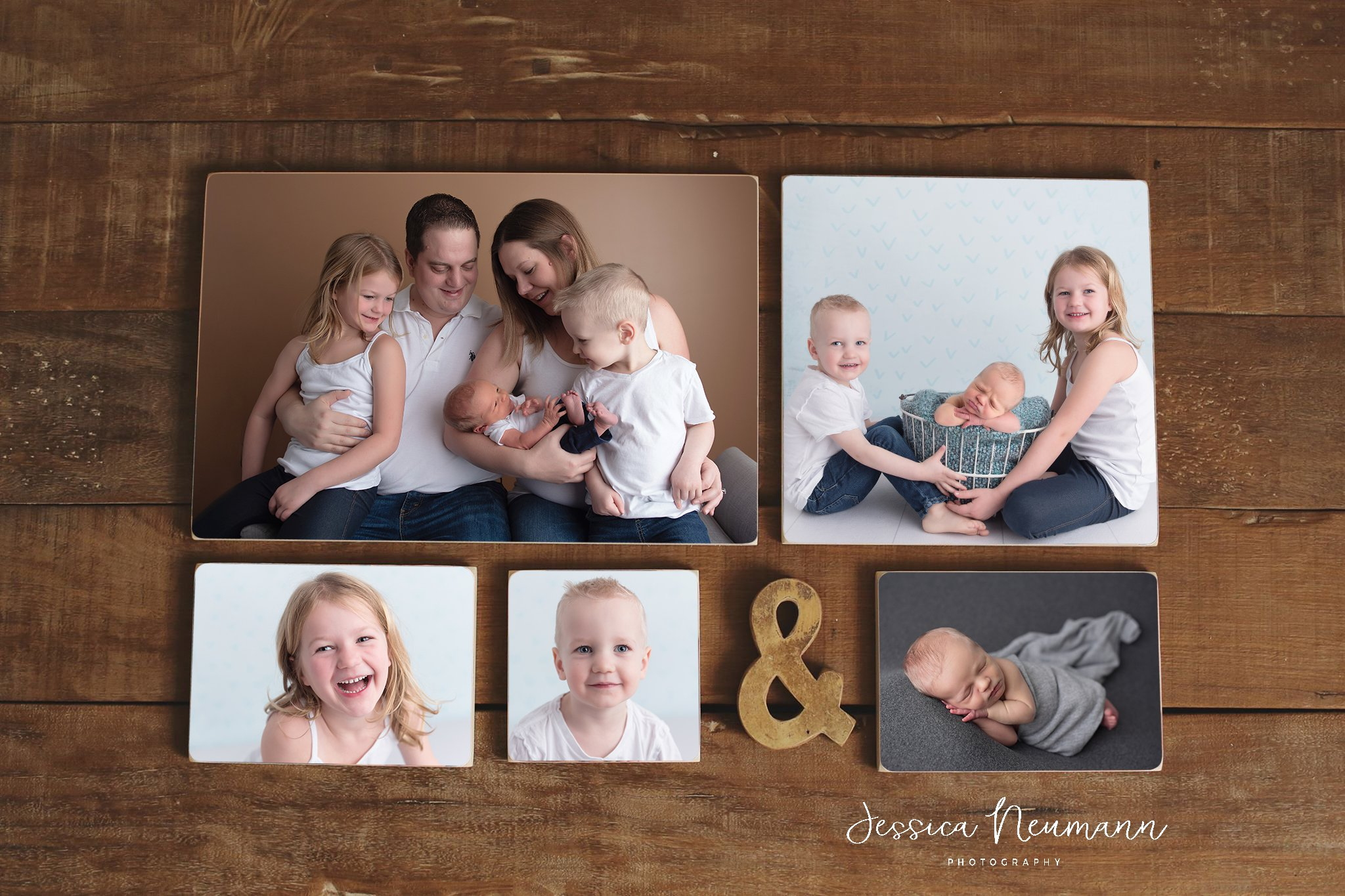 Custom Wood Block Photos in Frederick, MD