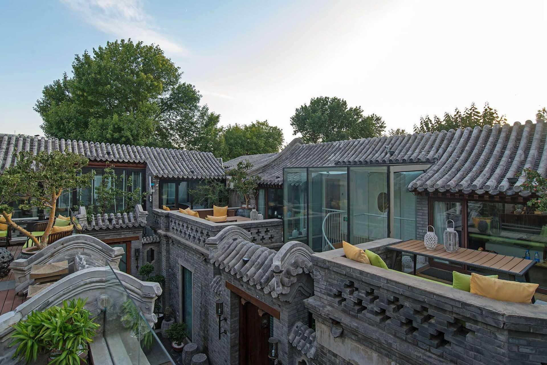 北京161乐在南锣精品酒店 -