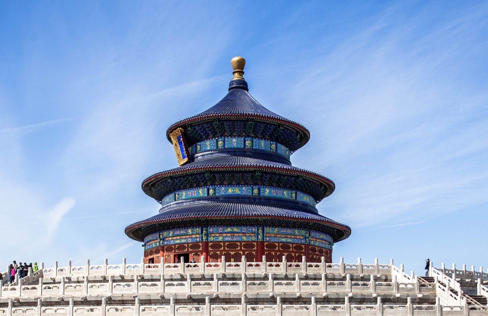 北京旅游 -