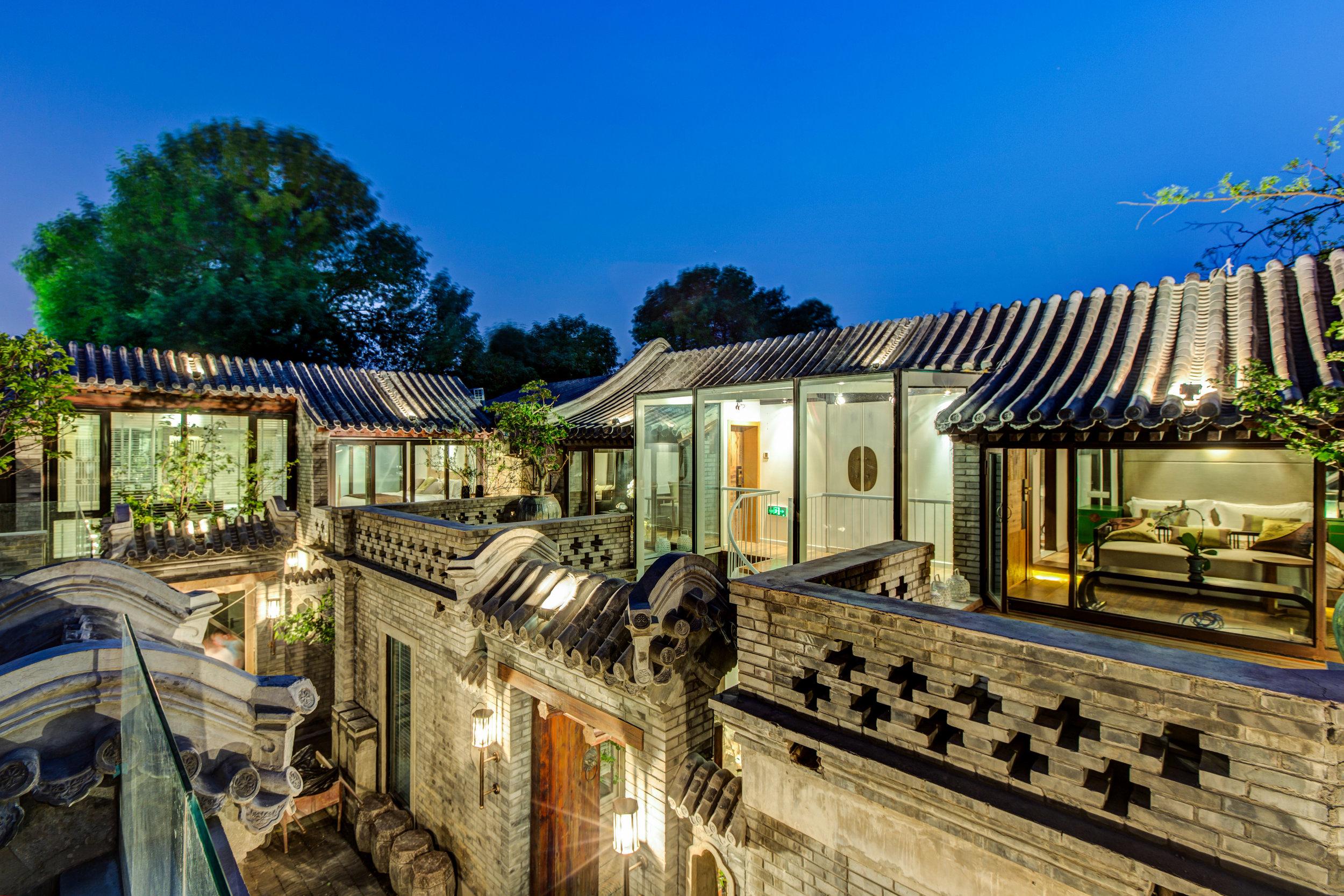 Beijing 161 Le Zai Nan Luo Boutique Hotel -